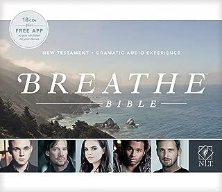 Breathe Bible New Testament NLT Audio CD (Audio CD)