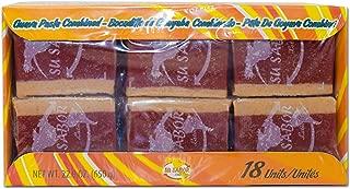 Su Sabor Guava Paste / Bocadillo de Guayaba 18 units (Veleño Combinado)