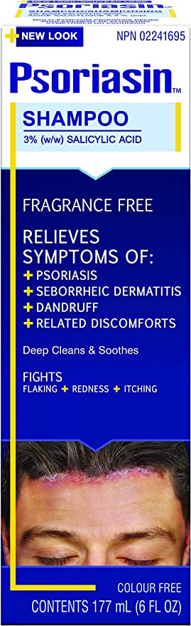 psoriasin shampoo canada)