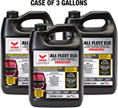 Triax All FLEE HD ELC - COOLANT/Antifreeze - Diesel Extreme HD 1 Million Mile| 8 Year | 20,000 HRS | CAT EC-1 | Concentrate (1 GAL (Pack of 3))