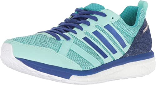 Adidas Wohommes Adizero Tempo 9 FonctionneHommest chaussures, Clear Mint Mystery Ink hi-res Aqua, 10.5 M US