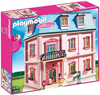 Playmobil 5303 Deluxe Dollhouse Play Set