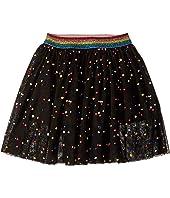 Stella McCartney Kids - Amalie Multicolor Polka Dot Tulle Overlay Skirt (Toddler/Little Kids/Big Kids)