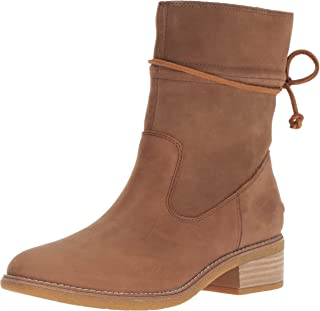 Women's Maya Ronan (Low Block Slouch) Mid Calf Boot