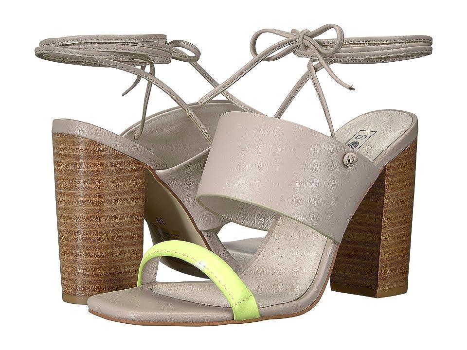Sol Sana Hester Heel (Ecru/Neon) High Heels