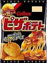 Calbee 披萨味薯片