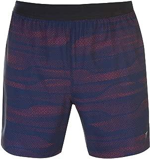 Speedo Lane Swim Shorts Mens Blue/Red Bottoms Swimwear Beachwear XX-Small