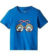 Stella McCartney Kids - Chuckle Rainbow Sunglasses Tee (Infant)
