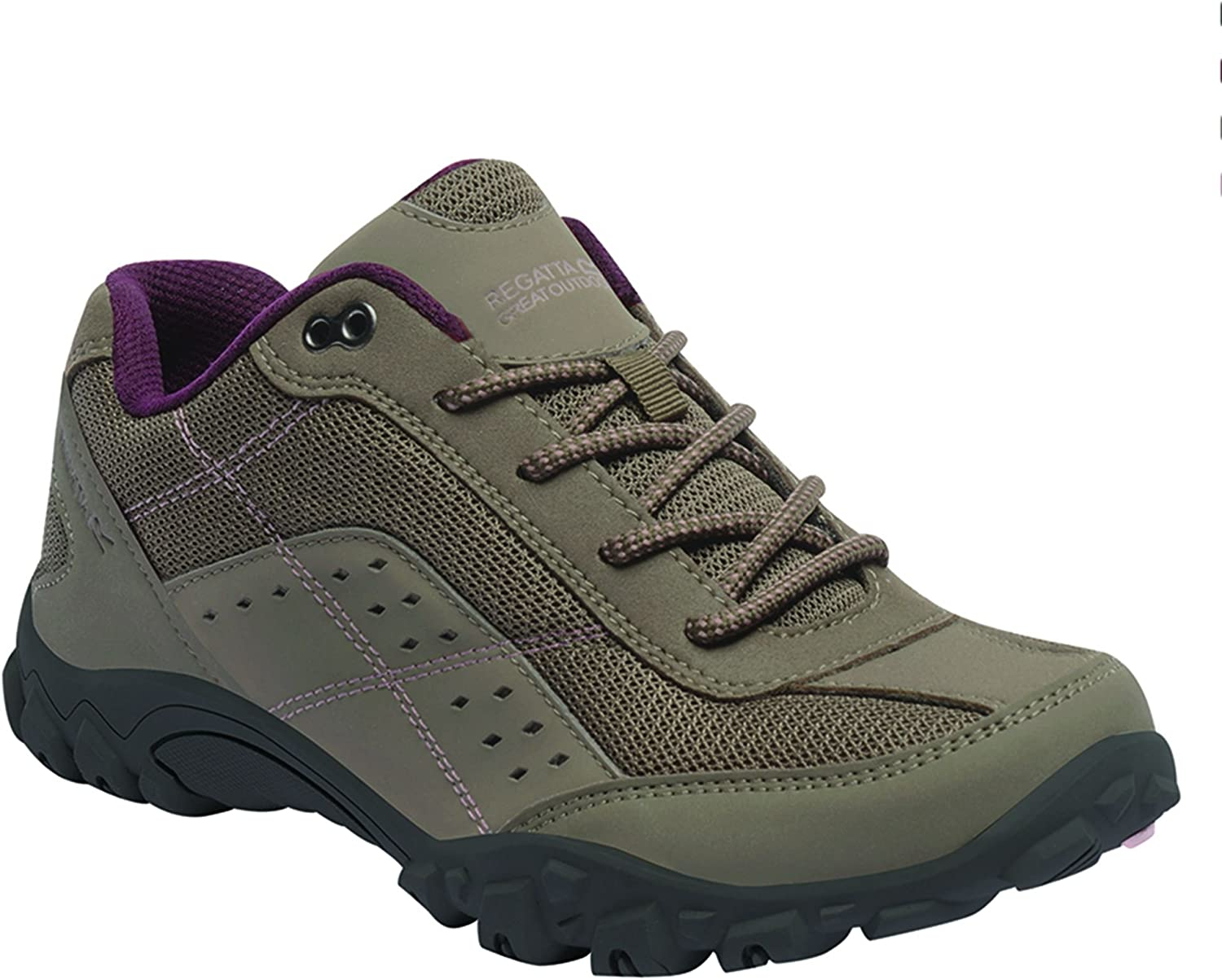 Regatta Great Outdoors Womens Ladies Lady Stonegate Lightweight Casual shoes