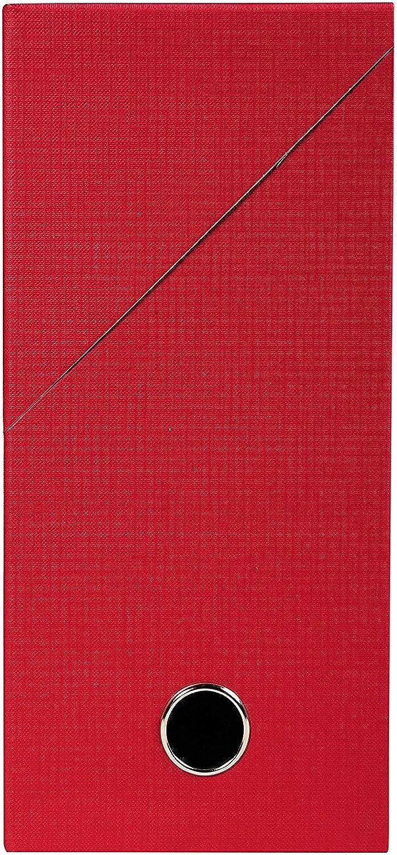 EXACOMPTA Dokumentenmappe, DIN A4, A4, A4, Karton, rot 5 Stück B07BP6JNCY   Verschiedene Arten Und Die Styles  c64b32
