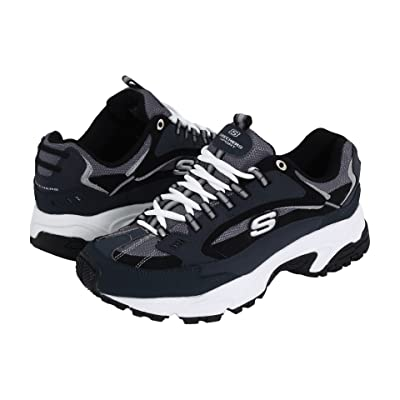 SKECHERS Stamina Nuovo (Navy/Black) Men