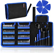 Kaisi 126 in 1 Precision Screwdriver Set with 111 Bits Magnetic Driver Kit Professional..