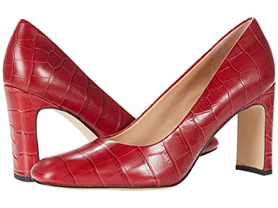 Franco Sarto Gianna (Dark Red) Women