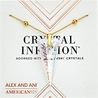 Swarovski Crystal Infusion Necklace
