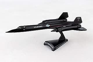 Lockheed SR-71 Blackbird Spy Plane 1/200 Scale Diecast Metal Model