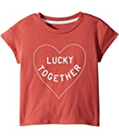 Lucky Brand Kids Luna Graphic Tee (Little Kids)