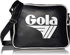 Gola Micro Redford Borsa a BLACK//WHITE NERO BIANCO NUOVO