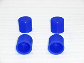 Cool Nuts シリコンキャップ 内径32mmx4個入り ブルー CP32-4-BU
