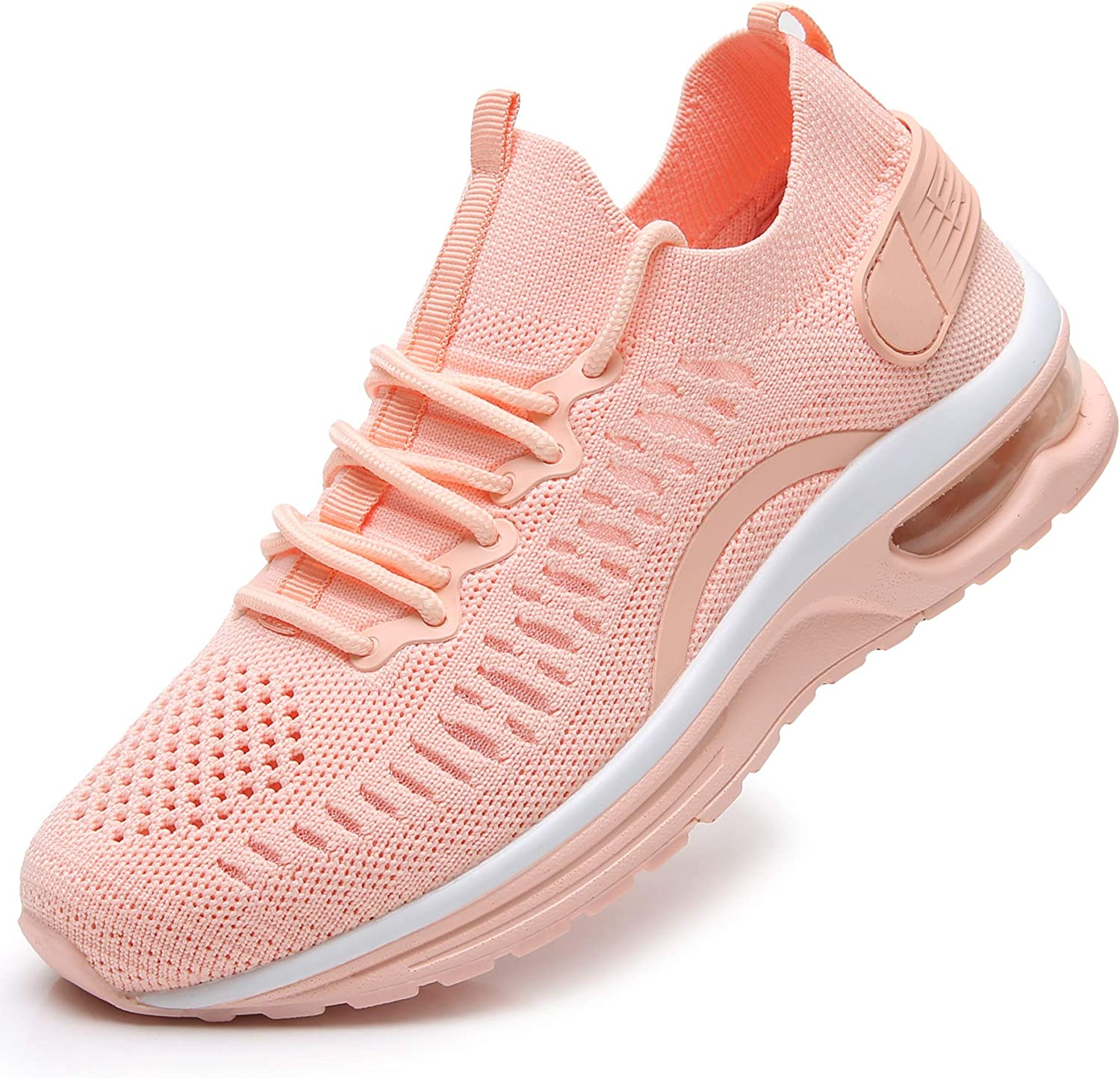 JARLIF Women's Air Running Tennis Shoes Lightweight Cross Trainers Workout Sport Gym Athletic Sneakers