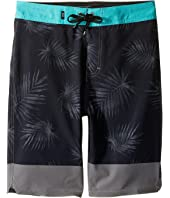 Vans Kids - Valley View Stretch Boardshorts (Little Kids/Big Kids)