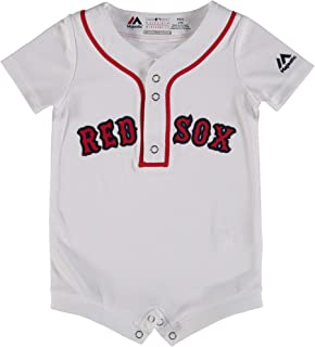 Outerstuff MLB Newborn Infants Cool Base Home Alternate Romper Jersey