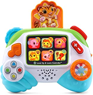 LeapFrog Level Up and Learn Controller (Green), Learning Toy with Sounds and Colours, Educational Toy for Kids, Preschool ...