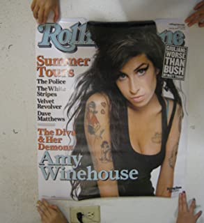 amy winehouse rolling stone cover