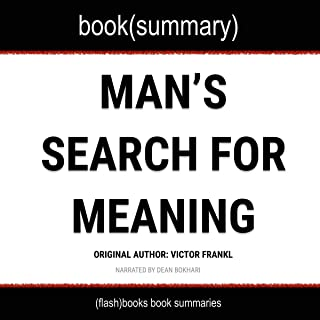 Man's Search for Meaning by Viktor Frankl - Book Summary