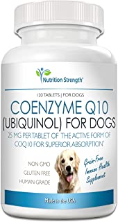 coq10 for dogs with heart murmur
