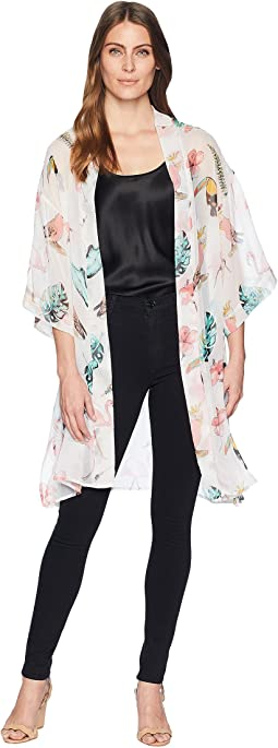 Birds of a Feather kimono