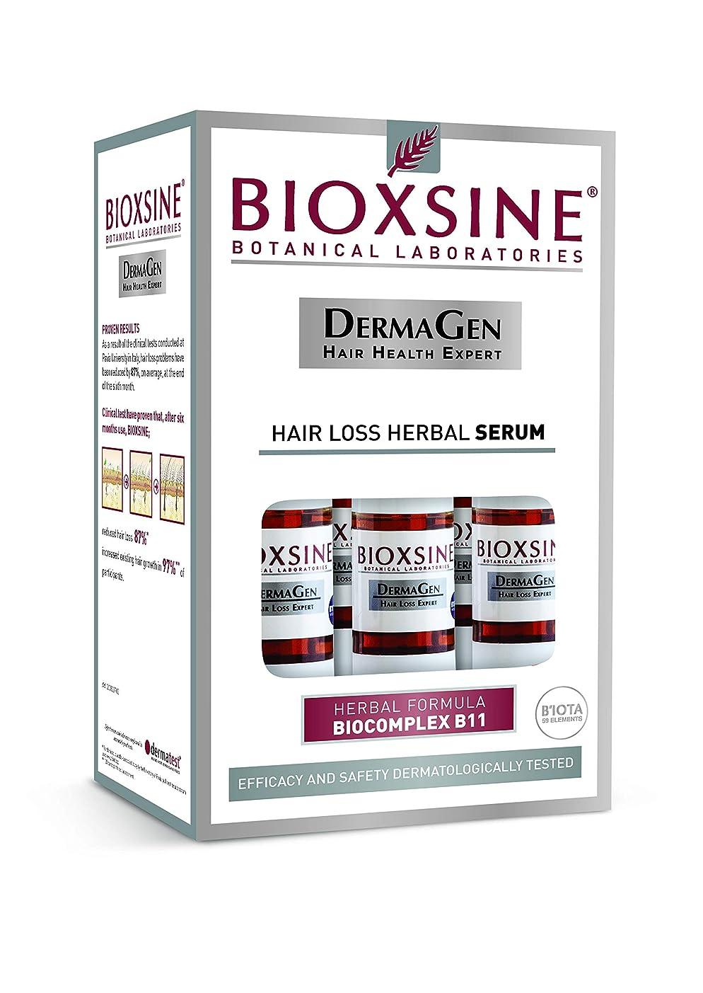ペック純粋に恩恵無香料の男性のためのBIOXSINEの毛損失の草の血清 - Biocomplex B11元の