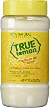 TRUE CITRUS Lemon Large Shaker, 10.6 Ounce
