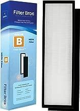 FLT4825 True HEPA Filter B Compatible with GermGuardian AC4825 / AC4825E / AC4825DLX Home Air Cleaner Purifiers, AC4300BPTCA / AC4850PT with Pet Technologies and AC4900CA, CDAP4500BCA, CDAP4500WCA