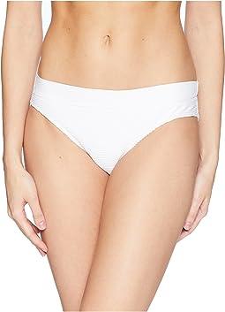 Rib/Jersey Modern Hipster Bikini Bottom