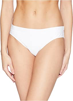 LAUREN Ralph Lauren Rib/Jersey Modern Hipster Bikini Bottom