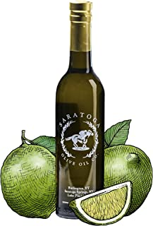Saratoga Olive Oil Company Persian Lime Olive Oil 200ml (6.8oz)
