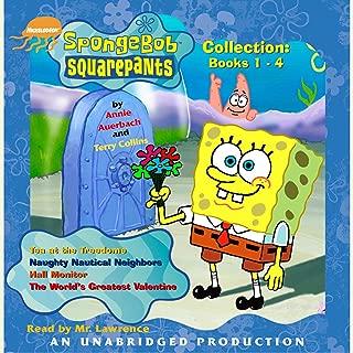 Spongebob Squarepants Collection: Books 1-4