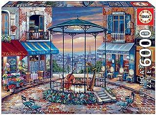 Educa Borrás 6000 Piece Jigsaw Puzzle Night Prelude Assorted