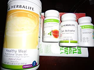 Herbalife Shapeworks Quickstart Tropical Fruit