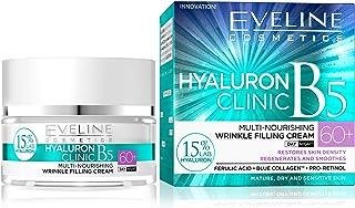 Eveline Cosmetics Clinic ansiktsvård från 60 anti-flator, anti-aging hyaluron creme | Fuktkräm ansikte | dag och nattkräm ...