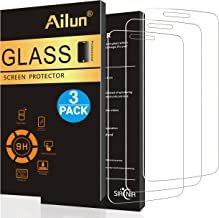 Aliun LG Stylo 3 Screen Protector 0.2mm 3Pack Tempered Glass for LG Stylo 3 Stylus 3..