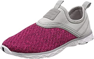 Aleader 4562320452519 [ Leader Women's Amphibious Water Beach Shoes Sneakers, multicolor