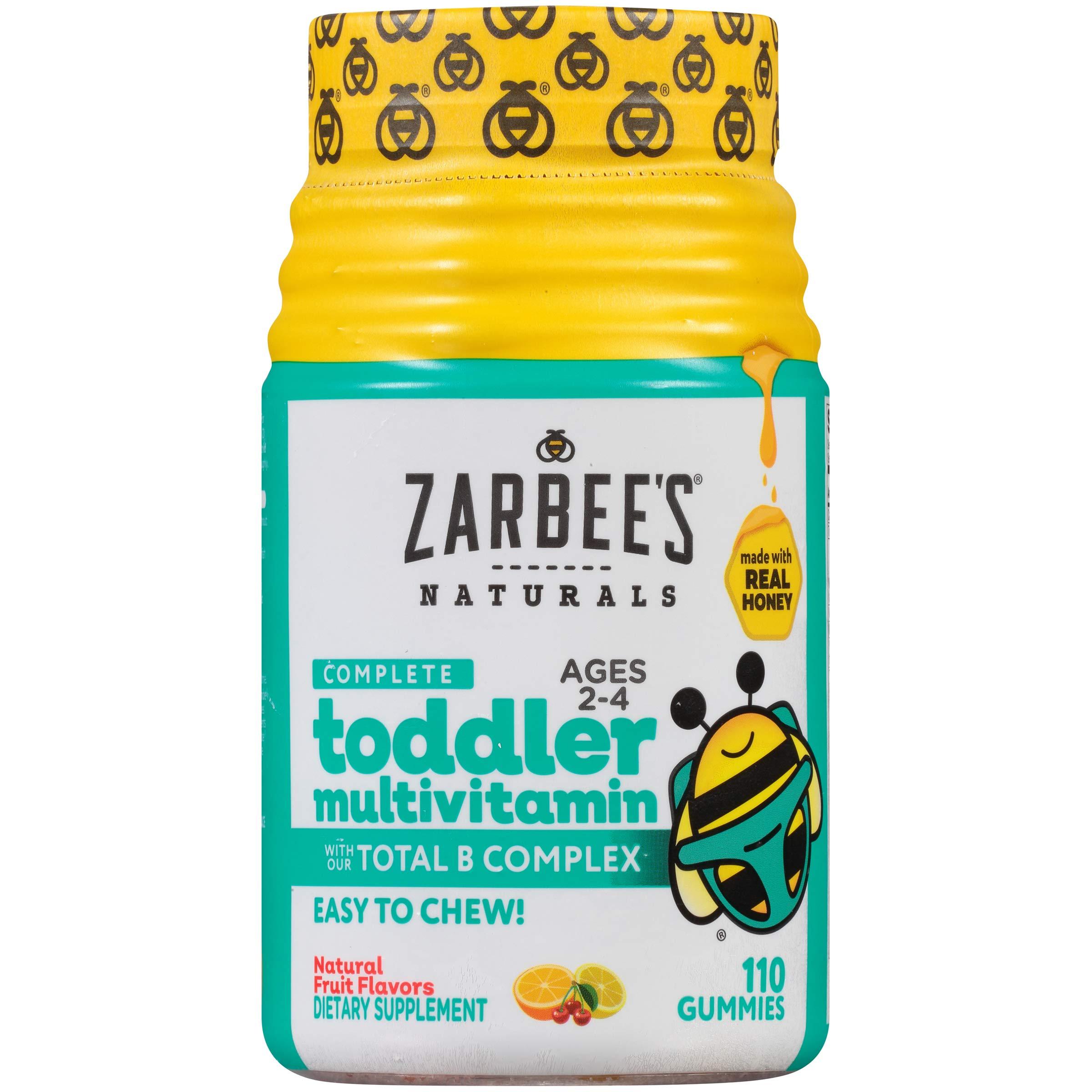 Zarbees Naturals Complete Multivitamin Essential