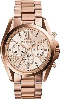 Michael Kors Bradshaw Women's Chronograph Wrist Watch - 43MM