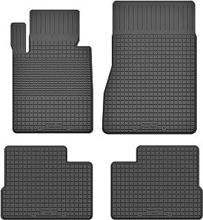 KO RUBBERMAT Gummimatten Fußmatten 1.5 cm Rand geeignet zur Mercedes GLK X204 (2008 2015) ideal angepasst 4  Teile EIN Set