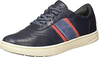 Hush Puppies Men's Rocco Wt Laceup Leather Sneakers