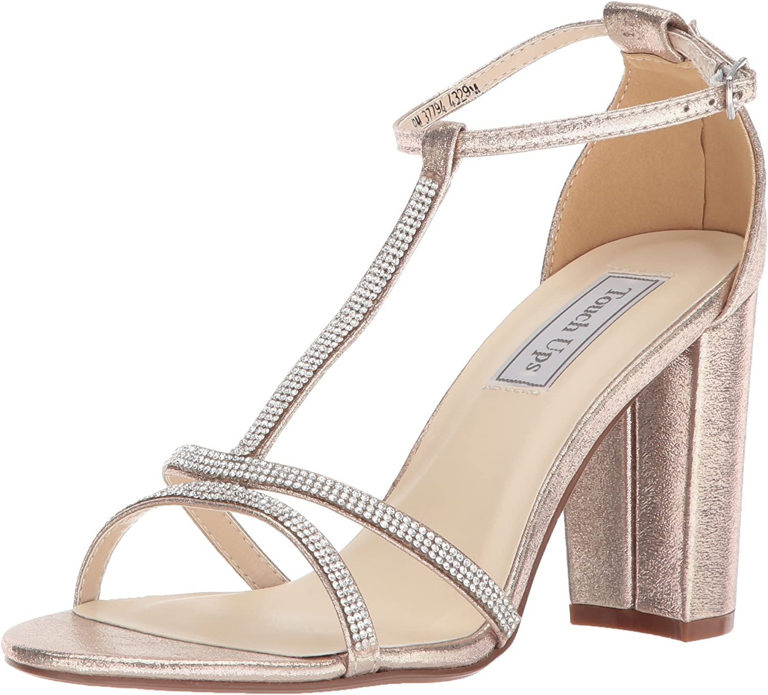 Touch Ups Womens Gwen Heeled Sandal