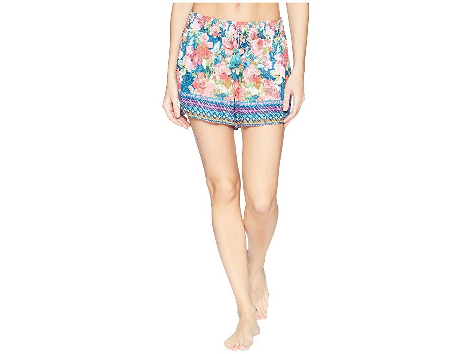 Vera Bradley Pajama Shorts (Superbloom) Women