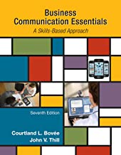 Best business communication essentials 7th edition ebook Reviews