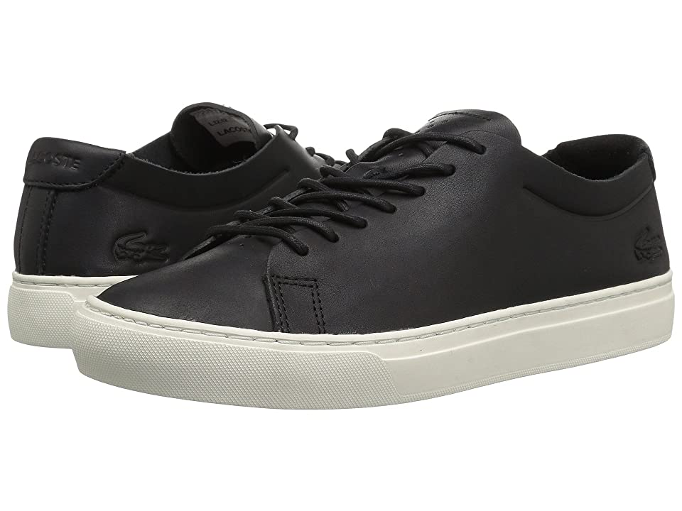 Lacoste L.12.12 Unlined 118 1 (Black/Off-White) Men